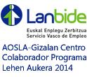 AOSLA-Gizalan Centro Colaborador programa Lehen Aukera 2014